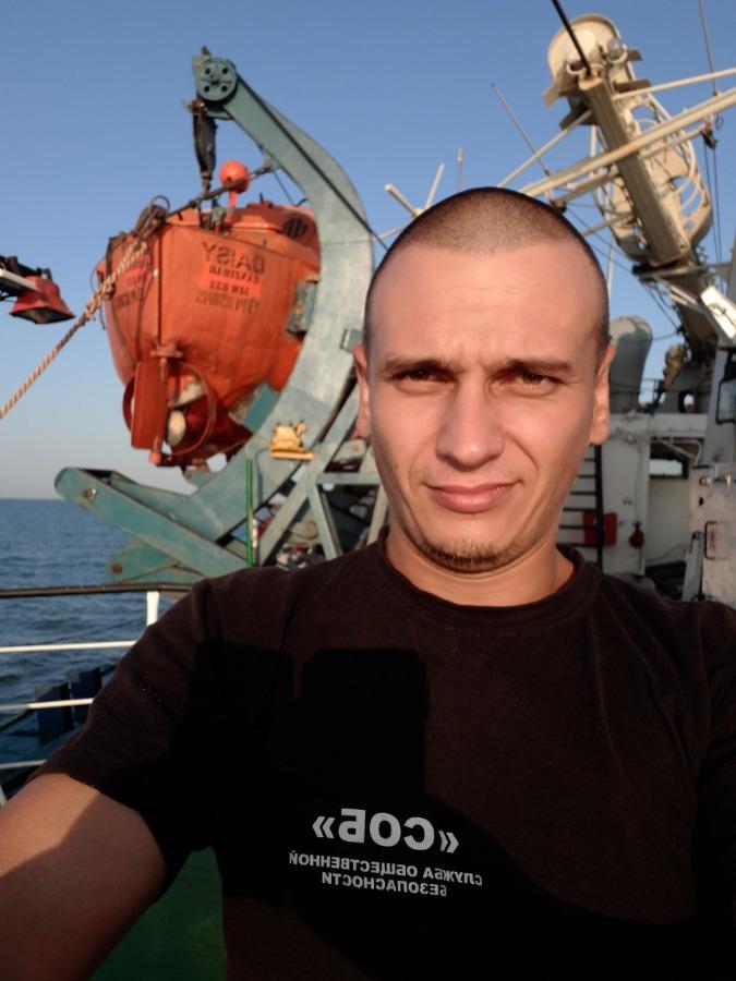 Oleksandr Malynovskyi, 36, Odesa, Ukraine