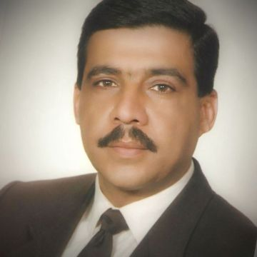 Tharwat Pasha, 31, Baghdad, Iraq