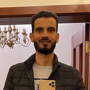 Ali Al Turshani, 29, Tripoli, Libya