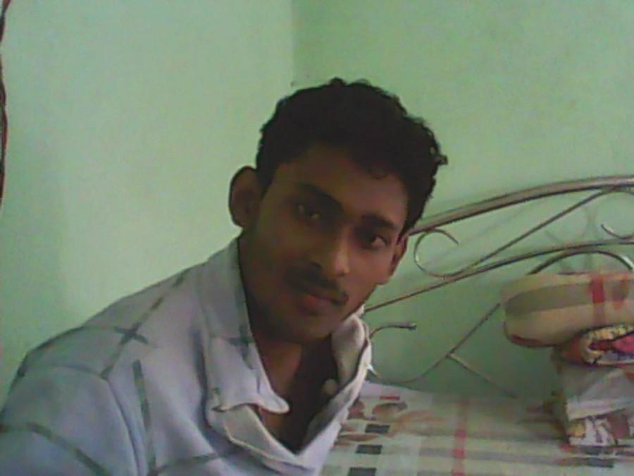 Bhaskar Biswas, 25, Calcutta, India