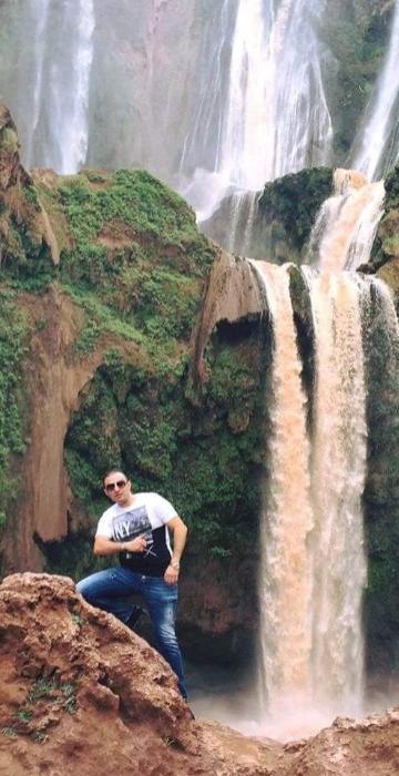 Touati saddik, 35, Oran, Algeria