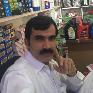 Qasim Ali, 41, Russia, United States