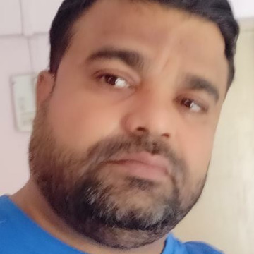 Anil S, 44, New Delhi, India