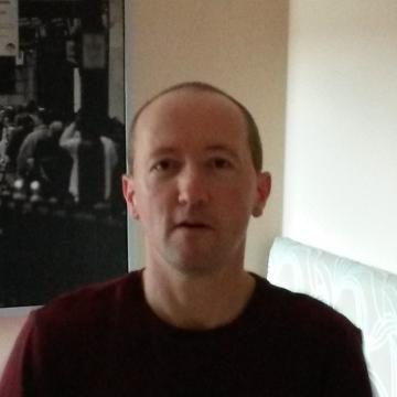 Brendan Behan, 45, Dublin, Ireland