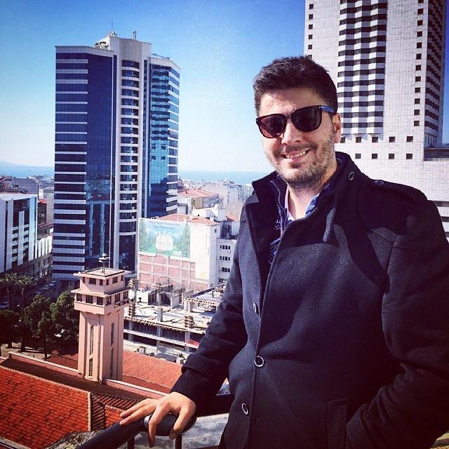 Erdem Özbek, 36, Cesme, Turkey