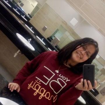 Naty García, 20, Trujillo, Peru