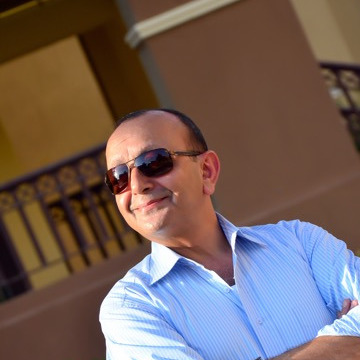 Tarek Omar, 52, Cairo, Egypt