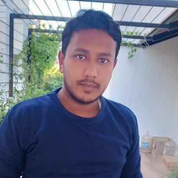 Sheik Shahzad, 29, Hyderabad, India
