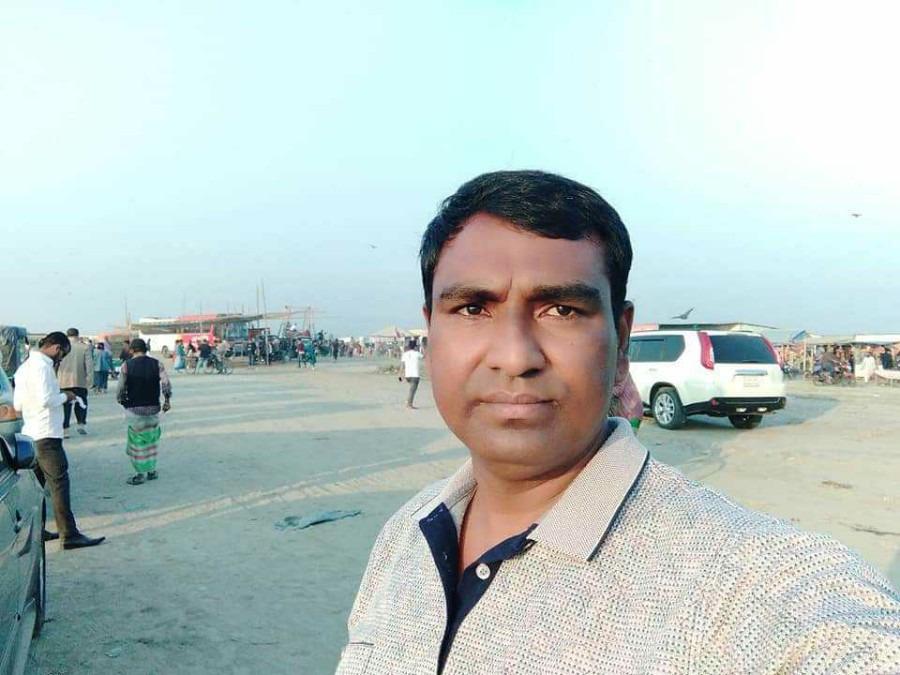 Md Kalam, 43, Dhaka, Bangladesh