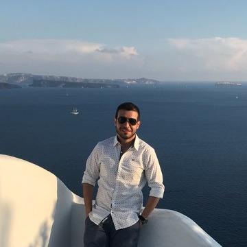 Can Yılmaz, 27, Izmir, Turkey
