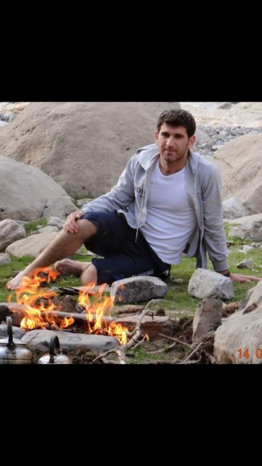 Mohammed Ali, 33, Erbil, Iraq