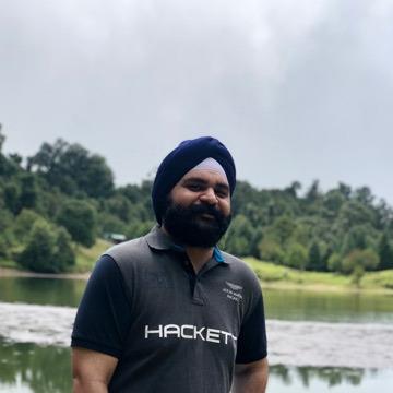 Chanmeet, 28, Delhi, India