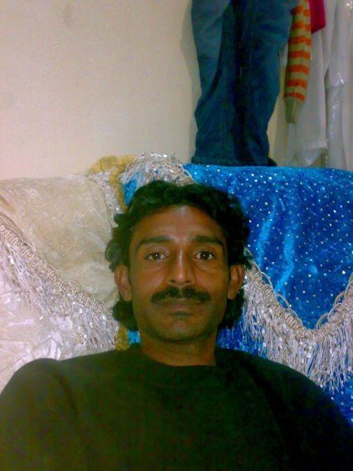 sabir, 40, Bishah, Saudi Arabia