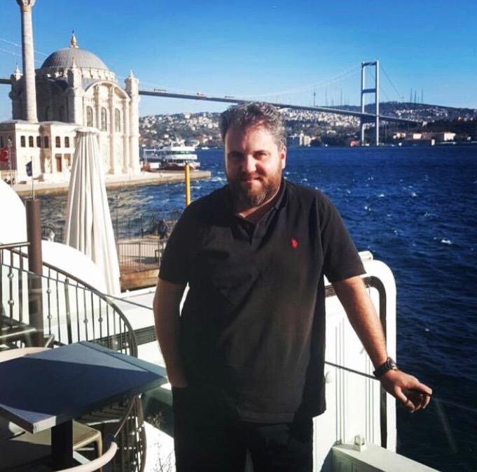 Celal, 43, Istanbul, Turkey
