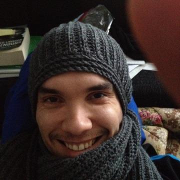 Dayid Tzobanas, 34, Frankfurt, Germany