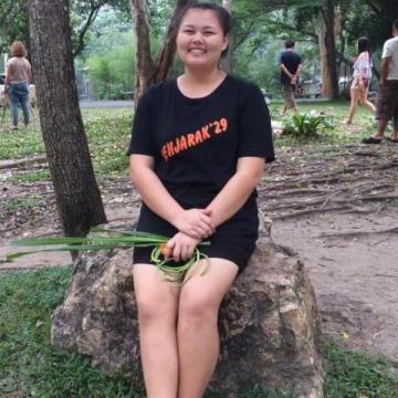 Thitiporn  ruttanavong, 24, Bangkok, Thailand