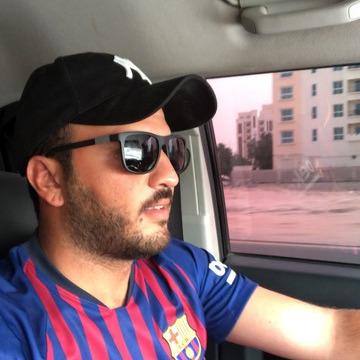 Baha, 31, Dubai, United Arab Emirates