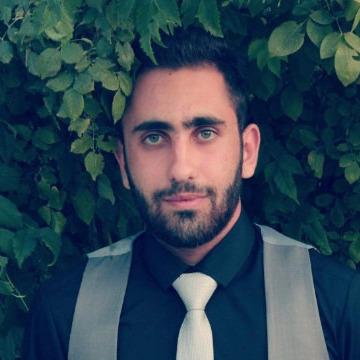 Abdullah, 22, Amman, Jordan