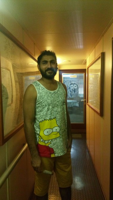 Roopesh, 34, Las Vegas, United States