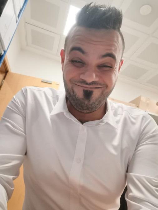 Abedallh Alhourani, 26, Dubai, United Arab Emirates