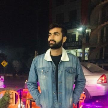 Abdullah Marwat, 22, Islamabad, Pakistan