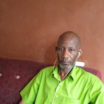 Ishaq Muhammad Lawal, 52, Kaduna, Nigeria
