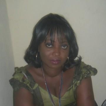olimatou ceesay, 33, Banjul, The Gambia