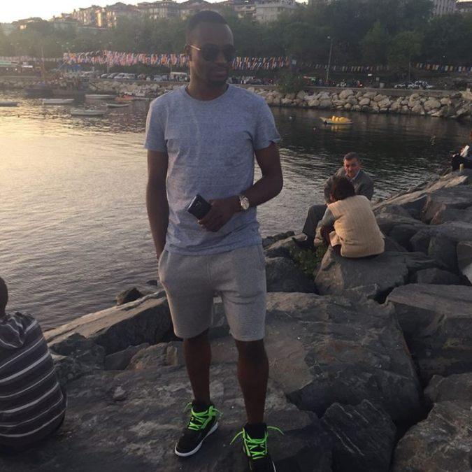 eddy, 31, Istanbul, Turkey