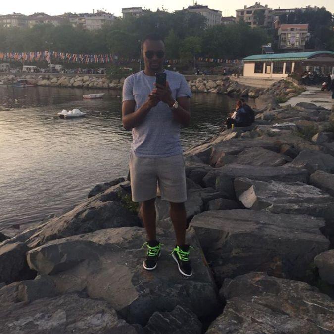 eddy, 33, Istanbul, Turkey