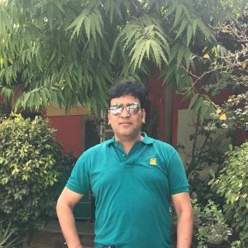 Vicky, 43, New Delhi, India