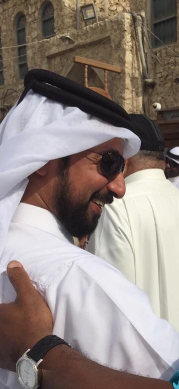 Nasser, 40, Doha, Qatar