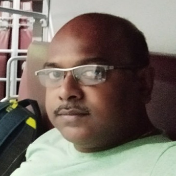 Arindam Dey, 45, Calcutta, India