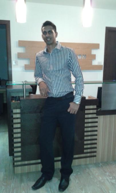 Sanoven, 28, Dubai, United Arab Emirates