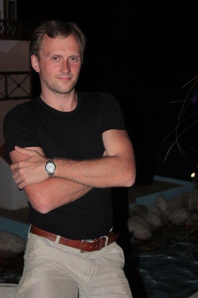 Andrey Malkov, 37, Volgograd, Russian Federation