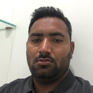 Alam, 32, Ranchi, India