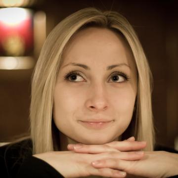 Alena, 27, Kiev, Ukraine