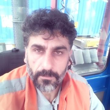 Ahir Zaman, 39, Mersin, Turkey