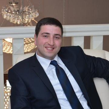 giorgi, 32, Tbilisi, Georgia