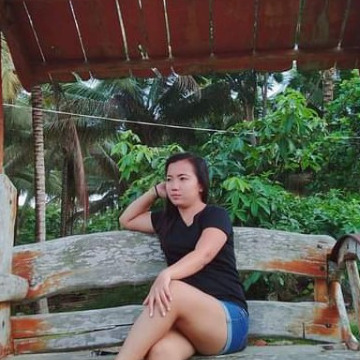 Christine Alom, 22, Manila, Philippines