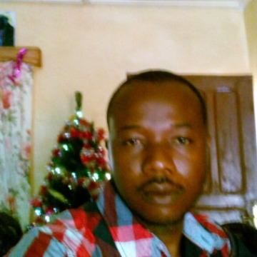 Dominic, 42, Monrovia, Liberia
