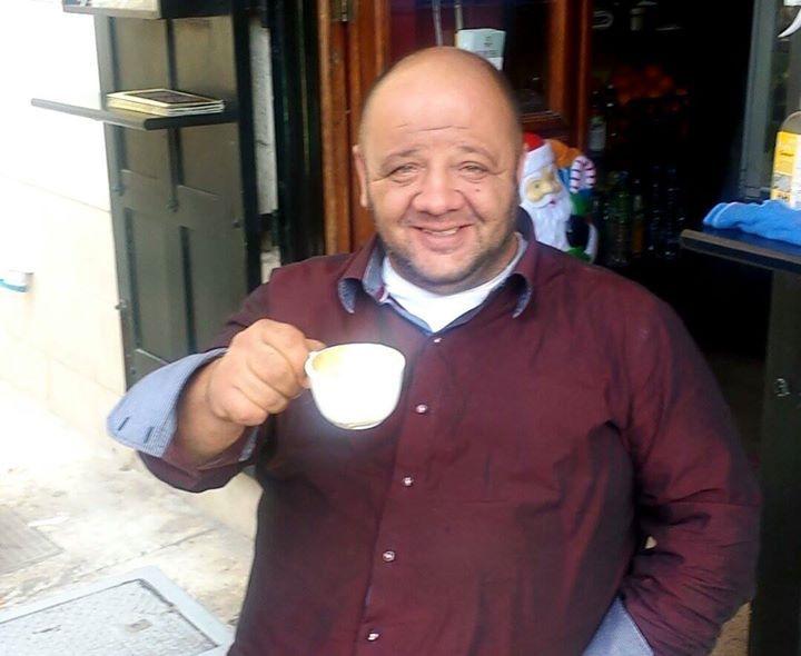 Alfred Farrugia, 51, Valletta, Malta