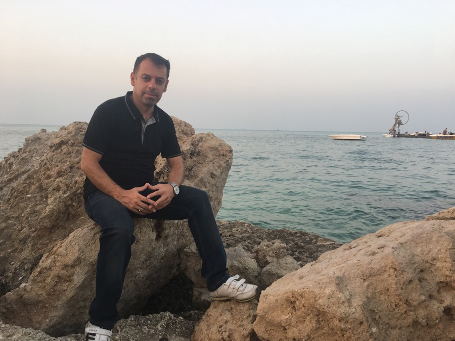 othmn, 42, Baghdad, Iraq