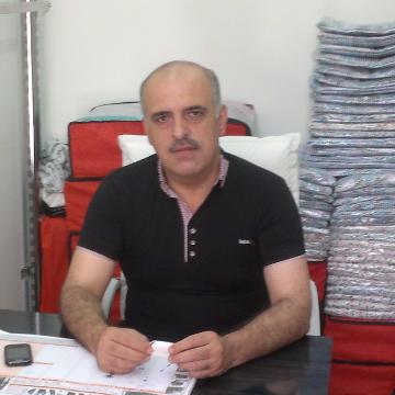 Mohamad Shahror, 53, Gaziantep, Turkey
