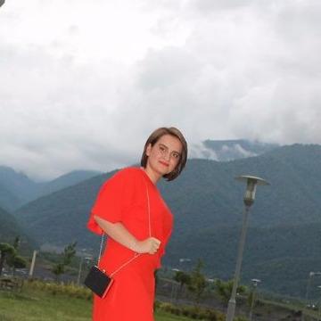Mariam  Gabelaia, 19, Tbilisi, Georgia
