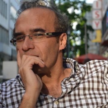 Ali, 43, Ankara, Turkey