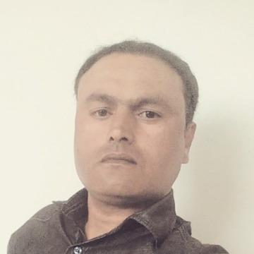 Salah Shaikh, 39, Bangalore, India