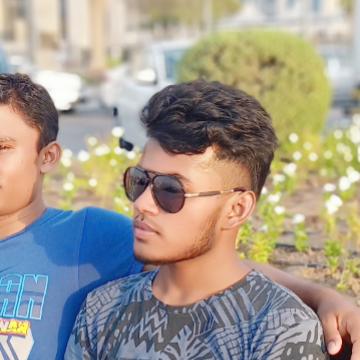MD:ABU HURAYRA, 19, Doha, Qatar