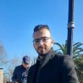 Tareq Al-massri, 29, Dubai, United Arab Emirates