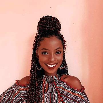 Alicia, 24, Nairobi, Kenya