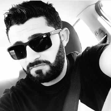 Ayman Hamdy, 31, Ad Dammam, Saudi Arabia